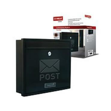 De Vielle Contemporary Built In Post Box