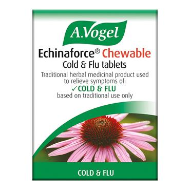 A VOGEL ECHINACEA CHEWABLE COLD & FLU