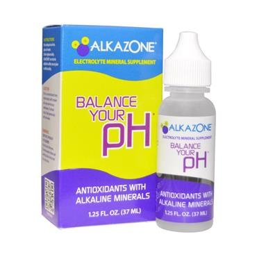 ALKALINE BOOSTER WITH ANTIOX