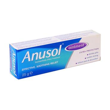 ANUSOL OINTMENT FOR PILES 25G