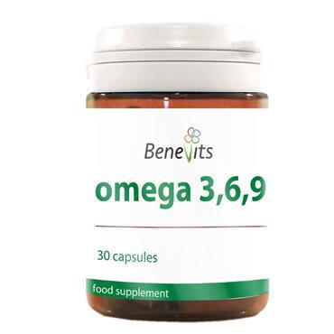 BENEVITS OMEGA 369 CAPS 30'S
