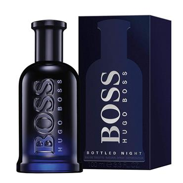 BOSS BOTTLED NIGHT 100ML