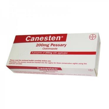 CANESTEN PESSARY 200MG