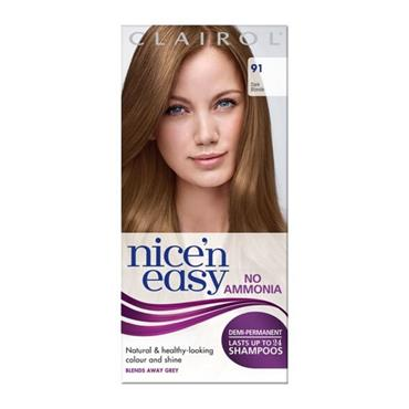 CLAIROL NICE N EASY NON-PERMANENT 91
