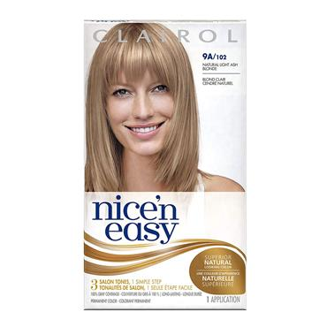 CLAIROL NICE&EASY 9A LIGHT ASH BLONDE
