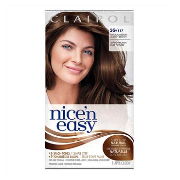 CLAIROL NICE&EASY 5G MEDIUM GOLDEN BROWN