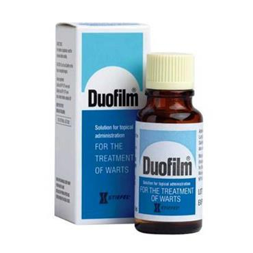 DUOFILM FOR TREATMENT OF WARTS