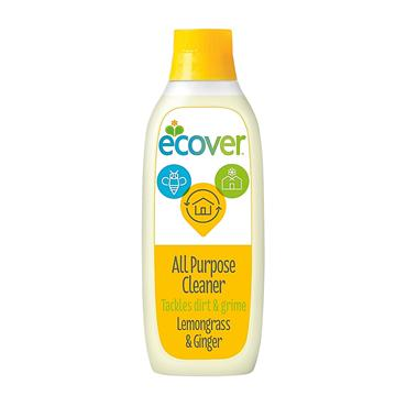 ECOVER ALL PURPOSE CLEANER LEMONGRASS & GINGER 1LITRE