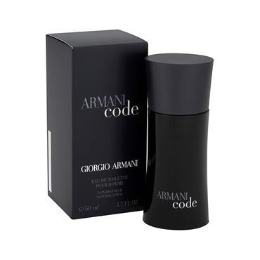 ARMANI CODE POUR HOMME EDT 50ML