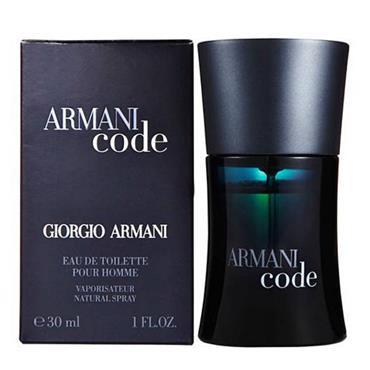ARMANI CODE EAU DE TOILETTE POUR HOMME 30ML