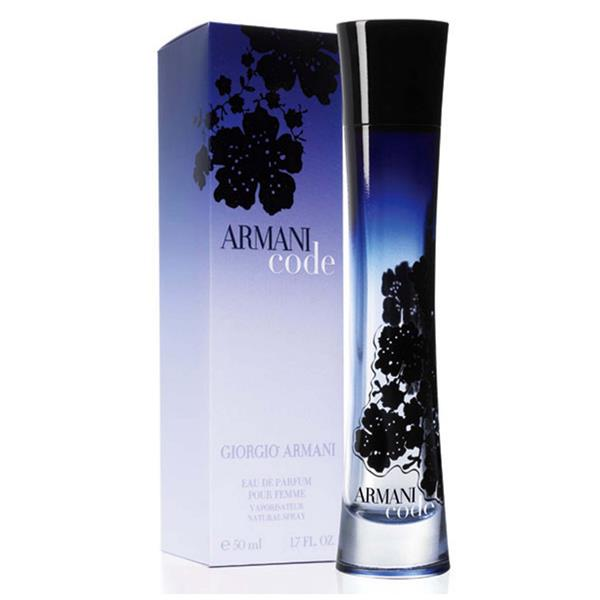 ever popular official supplier shop best sellers Armani Code Pour Femme Eau De Parfum 50Ml