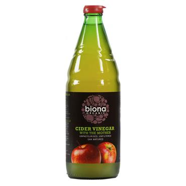 BIONA ORG CID VINEGR 750ML