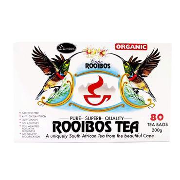 DAWSONS ROOBIOS TEA BAGS 80'S