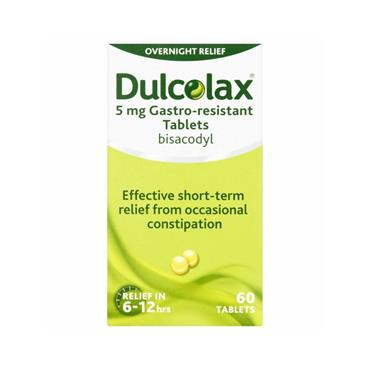 DULCOLAX TABLETS 60S