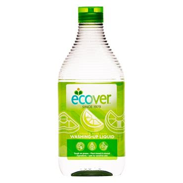 ECOVER LEMON &  ALOE VERA WASHING-UP LIQUID 450ML