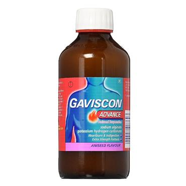 GAVISCON ADVANCE ANISEED FLAVOUR 500ML