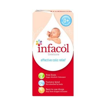 INFACOL COLIC DROPS 85ML