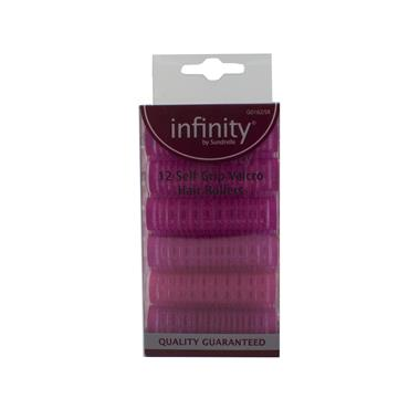 INFINITY VELCRO ROLLERS SMALL X