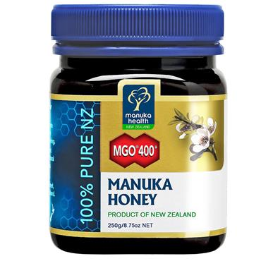 MANUKA HEALTH MANUKA HONEY MGO 400+ 250G