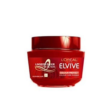 LOREAL ELVIVE COLOUR PROTECT MASK 300ML