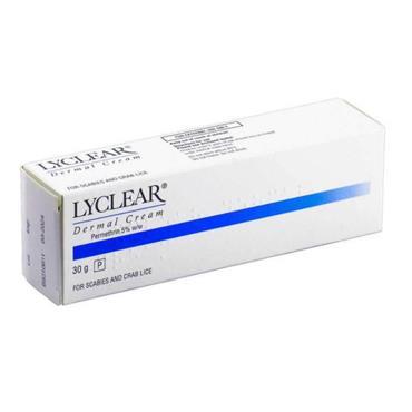 LYCLEAR DERMAL 5% 30G
