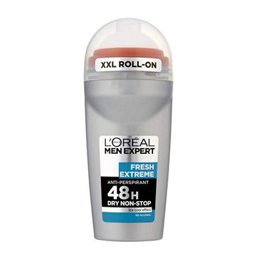 LOREAL MEN FRESH EXTREME ROLL ON ANTI-PERSPIRANT50ML