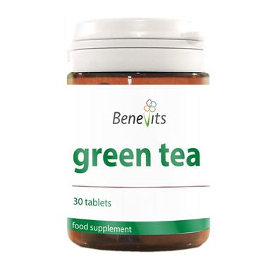 BENEVITS GREEN TEA 1000MG 30'S