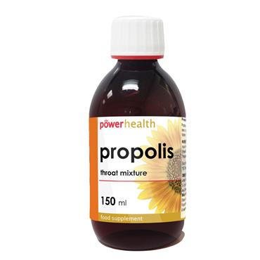 POWER HEALTH THROAT MIX 150ML