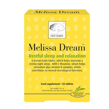 NEW NORDIC MELISSA DREAM 20S