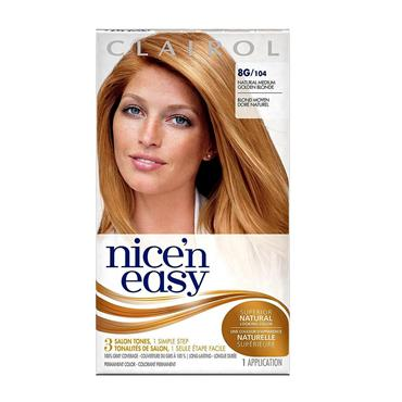 CLAIROL NICE&EASY 8G MEDIUM HONEY BLONDE