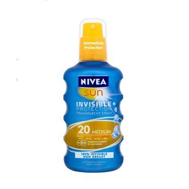 NIVEA SUN SPRAY SPF 20 200ML