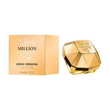 PACO RABANNE LADY MILLION 30ML EAU DE PARFUM