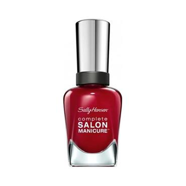 SALLY HANSEN COMPLETE RED-HANDED 575