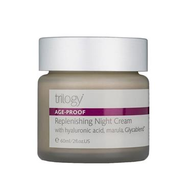 TRILOGY NIGHT REPLENISHING CREAM 60G