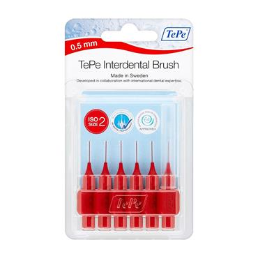 TEPE RED INTERDENTAL BRUSH