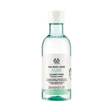 THE BODY SHOP ALOE CALMING TONER 250ML
