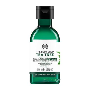 THE BODYSHOP TEA TREE FOAMING WASH