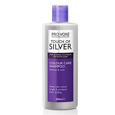 TOUCH OF SILVER SHAMPOO 200ML