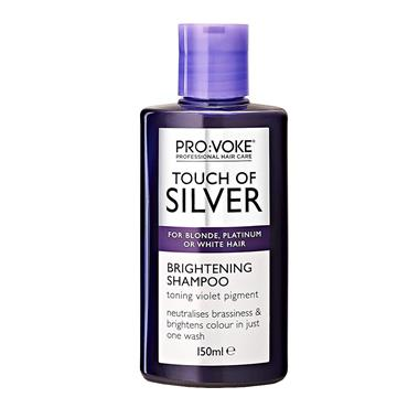 PRO:VOKE TOUCH OF SILVER  SHAMPOO 150ML