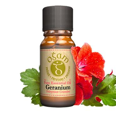 OGAM GERANIUM ESSENTIAL OIL 10ML