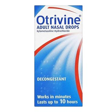 OTRIVINE ADULT NASAL DROP 10ML