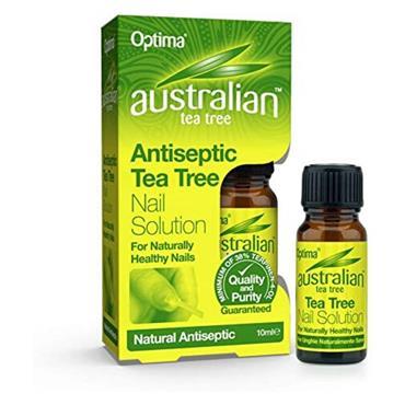 OPTIMA AUSTRALIAN TEA TREE NAIL SOLUTION 10ML