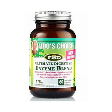UDOS DIGESTIVE ENZYME BLEND 60S