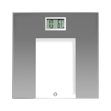 WEIGHT WATCHERS ULTRA SLIM GLASS BATHROOM SCALES