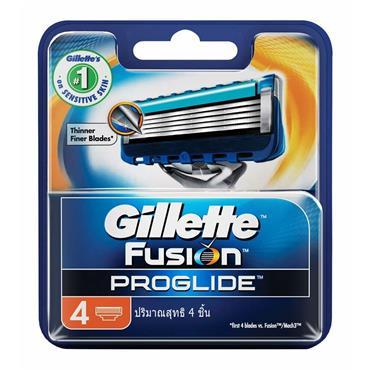 GILLETTE FUS PRO GLIDE BLADES 4S