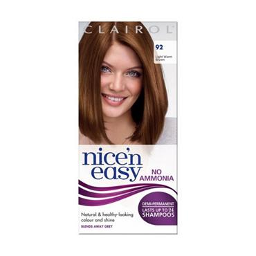 CLAIROL NICE N EASY NON-PERMANENT 92