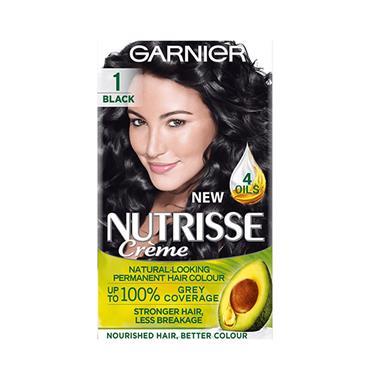 GARNIER NUTRISSE BLACK