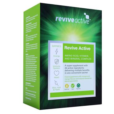 REVIVE ACTIVE GREEN 7 SACHETS