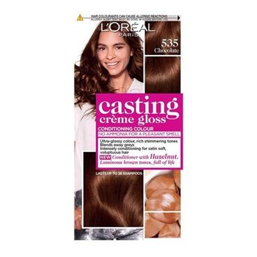 LOREAL CASTINGS 535 CHOCOLATE