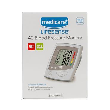 MEDICARE A2 BLOOD PRESSURE MONITOR